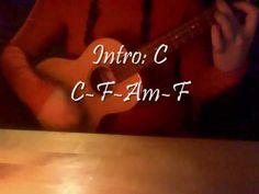 Ingrid Michaelson- You and I Ukulele Chords
