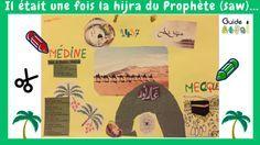 Atelier : La maquette de la Hijra du Prophète Mohammed (saw)   Guide AtfalGuide Atfal