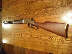 Henry Rifle .357