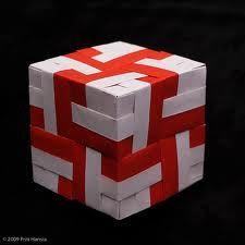 Origami Maniacs: Thatch Cube