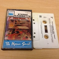 "Stevie Wonder ""Fulfillingness' First Finale"" Vintage Cassette Tape in good shape"