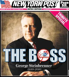 George Steinbrenner RIP greatest sports owner in history THIS HAS NOTHING TO DO WITH ME RIGHT? THIS WAS HIGHEST NICK GAMBINO who gets bills sent here in his name. He died penniless. http://www.biography.com/people/saddam-hussein-9347918 Nothing is ever known of his family, his sons, why he died not owning any team in sports.