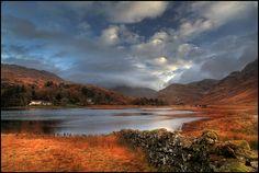 Loch Nan Lochan - Glenmoidart....Scotland