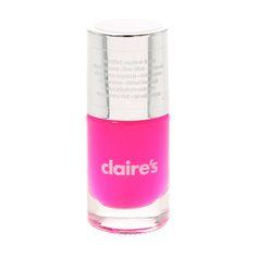 Pink Sheer Effects Nail Polish