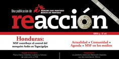 Ya salió nuestro nuevo número de Reacción, la revista digital de MSF México. Los invitamos a descargarla.