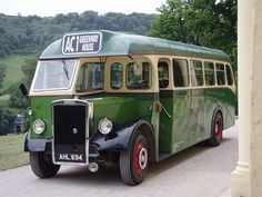 Vintage Bus UK .@Jorge Martinez Martinez Martinez Cavalcante (JORGENCA)