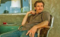 The 'Star Trek' actor stars in 'Hell or High Water,' in theaters this Friday