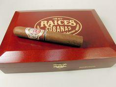 Raices Cubanas Original Robusto Cigars