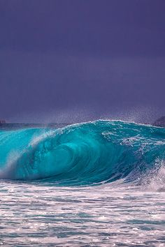 Beautiful wave.