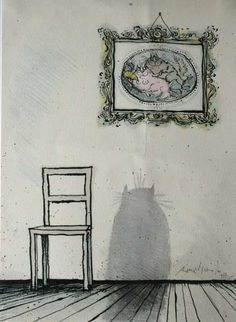 Ronald Searle Art Work - Lithographs and original drawings and paintings by Ronald Searle