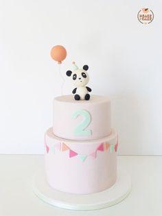Peace of Cake - Cake Designs ♥ Panda Cake