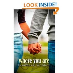 Where You Are (Between the Lines #2) Tammara Webber