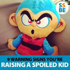 9 warning signs you're raising a spoiled kid. Really good article. Bad Parenting Quotes, Parenting Advice, Spoiled Kids, Spoiled Rotten, Overwhelmed Mom, Kids Behavior, Baby Development, Baby On The Way, Warning Signs