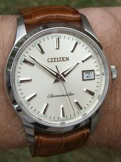 Citizen Chronomaster strap 1