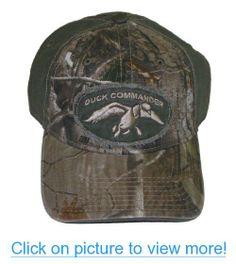 Duck Commander 2-Tone Hat, Green/Camouflage
