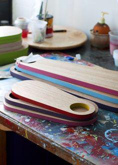 Kitchen Boards by Tree Horn Design #Kitchen #TreeHornDesign