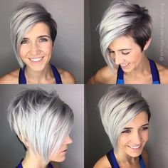 50 Long Pixie Cuts to Make You Stand Out in 2020 - Hair Adviser - - Bored with your current cropped hairstyle and looking for something new? Consider one of these 50 trendy long pixie cuts! Long Pixie Hairstyles, Short Pixie Haircuts, Girl Hairstyles, Drawing Hairstyles, Gorgeous Hairstyles, American Hairstyles, Quick Hairstyles, Asymmetrical Pixie Cuts, Long Pixie Cuts
