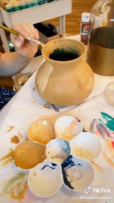5 Min Crafts, 5 Minute Crafts Videos, Diy Crafts To Do, Diy Crafts Hacks, Cute Crafts, Paper Crafts, My New Room, Diy Art, Diy Room Decor