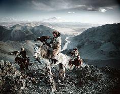 Niesamowite fotografie wymierających plemion