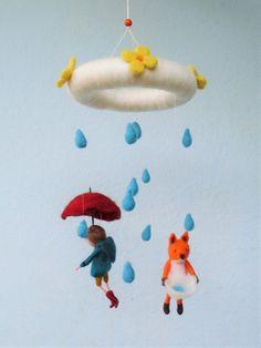 Animation Film inspiriert Baby Mobile mobile mit von Freyjafairies