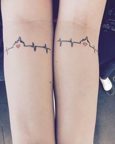 Aν έχετε κι εσείς μια αδερφούλα που αγαπάτε όσο κανέναν, τότε αυτά τα διακριτικά τατουάζ είναι ίσως αυτό που χρειάζεστε οι δυο σας!