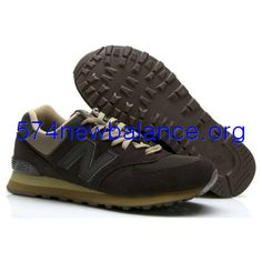 981ba6d1c28 New Balance classic deep Brown Grey men NB Shoes