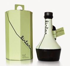 Lintar Olive Oil Package Design