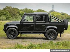 Used 2014 Land Rover Defender TD XS DCB for sale in Staffordshire | Pistonheads