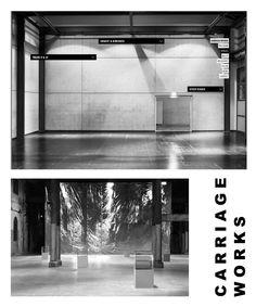 Modern industrial spaces as wedding venues