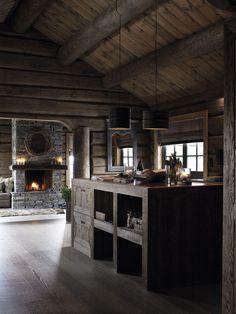 Top 60 Best Log Cabin Interior Design Ideas - Mountain Retreat Homes