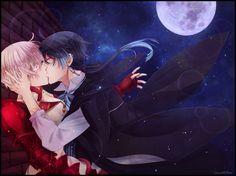 Kiss by VermeilleRose