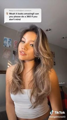 Long Hair With Bangs, Haircuts For Long Hair, 90s Haircuts, Women Haircuts Long, Layered Hair With Bangs, Hair Layers, Short Layered Haircuts, Hair Bangs, Straight Hairstyles