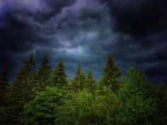 Klid před bouří....