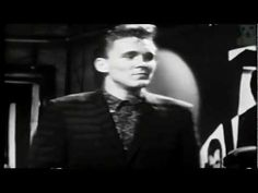 Billy Fury - I Will - YouTube  I adored Billy Fury and loved this song.