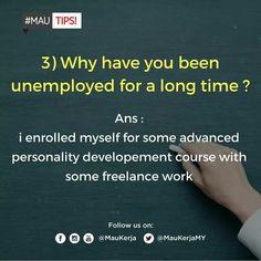 Job Interview Answers, Job Interview Preparation, Job Interview Tips, Job Resume, Resume Tips, Job Hunting Tips, Staff Motivation, Job Info, Job Help