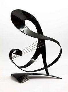 Metal-Work Sculpture