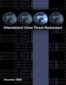 International Crime Threat Assessment