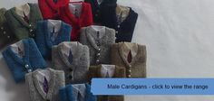 Male Cardigan Range