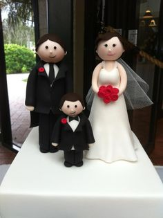 fondant figurine toppers