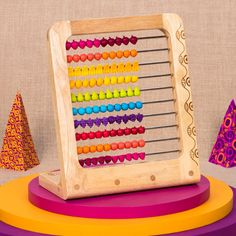 Two-tu Fruity abacus | B Smart toys $16 at Target