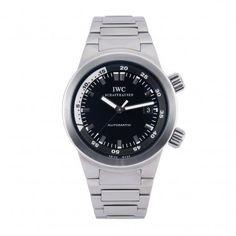 Pre-Owned Gents IWC Aqua Timer Watch