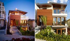 House colors on pinterest modern house exteriors tropical houses and tropical - Maison davis miller hull partnership ...