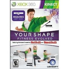 XBox fitness evolved