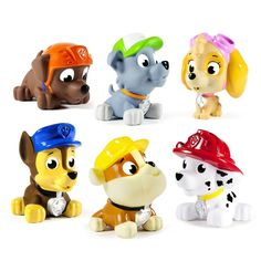 Paw Patrol Pup Squirters image-0