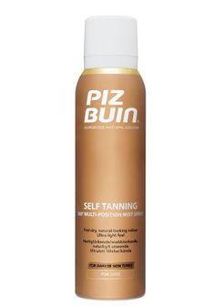 Piz Buin SelfTan Spray dark