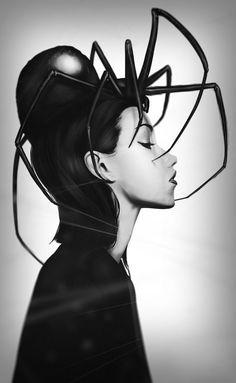☆ Envenom.。Art By :→: Kurt Chang ☆