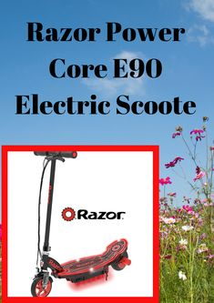 Razor Power Core E90 Electric Scoote Core, Electric, Outdoors, Sports, Hs Sports, Outdoor Rooms, Sport, Off Grid, Outdoor