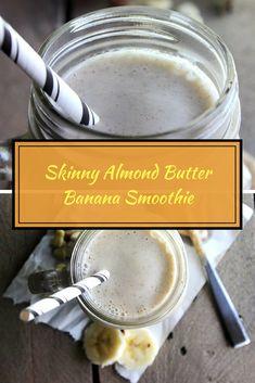 Easy Healthy Almond Milk Banana Smoothie Recipe #smoothie #smoothiesaturday #banana #recipe #recipeoftheday #healthysnacks #smoothierecipes #healthylifestyle #comfortfood #recipeideas #recipeoftheday #recipeoftheweek #delicious via @simplegreenmoms