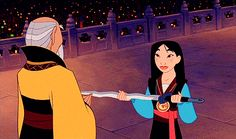 Let's Be Honest, Mulan Is The Only Disney Princess Who Matters