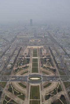 Champ de Mars, Paris, France